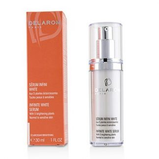 DELAROM INFINITE WHITE SERUM - FOR NORMAL TO SENSITIVE SKIN  30ML/1OZ