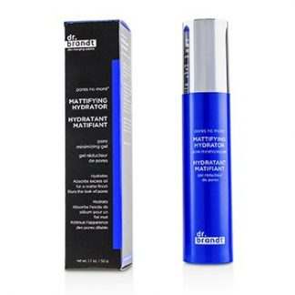 DR. BRANDT PORES NO MORE MATTIFYING HYDRATOR PORE MINIMIZING GEL  50G/1.7OZ