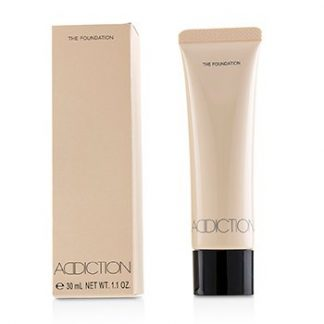 ADDICTION THE FOUNDATION SPF 12 - # 007 (HONEY BEIGE)  30ML/1.1OZ