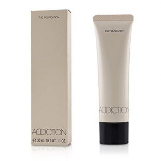 ADDICTION THE FOUNDATION SPF 12 - # 008 (PURE BEIGE)  30ML/1.1OZ