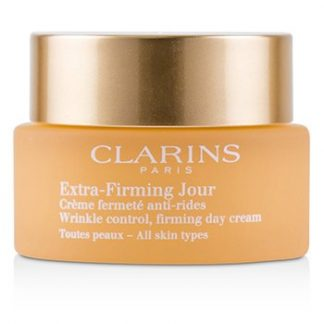 CLARINS EXTRA-FIRMING JOUR WRINKLE CONTROL, FIRMING DAY CREAM - ALL SKIN TYPES (UNBOXED)  50ML/1.7OZ