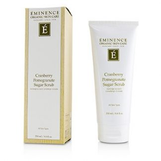 EMINENCE CRANBERRY POMEGRANATE SUGAR SCRUB (TUBE)  250ML/8.4OZ