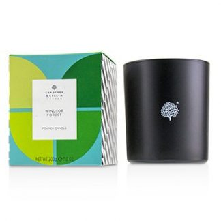 CRABTREE & EVELYN WINDSOR FOREST POURED CANDLE  200G/7OZ