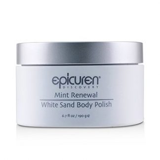 EPICUREN MINT RENEWAL WHITE SAND BODY POLISH  190G/6.7OZ