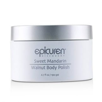 EPICUREN SWEET MANDARIN WALNUT BODY POLISH  190G/6.7OZ
