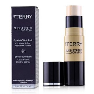 BY TERRY NUDE EXPERT DUO STICK FOUNDATION - # 1 FAIR BEIGE  8.5G/0.3OZ