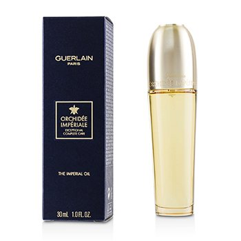 GUERLAIN ORCHIDEE IMPERIALE EXCEPTIONAL COMPLETE CARE THE IMPERIAL OIL  30ML/1OZ