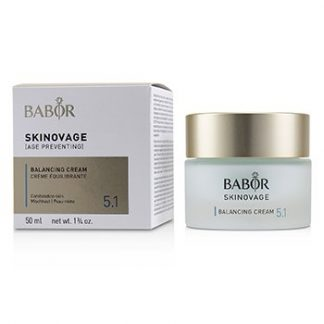 BABOR SKINOVAGE [AGE PREVENTING] BALANCING CREAM 5.1 - FOR COMBINATION SKIN  50ML/1.7OZ