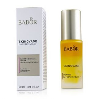 BABOR SKINOVAGE [AGE PREVENTING] CALMING BI-PHASE SERUM - FOR SENSITIVE SKIN  30ML/1OZ