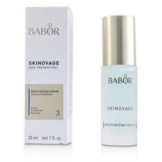 BABOR SKINOVAGE [AGE PREVENTING] MOISTURIZING SERUM - FOR DRY SKIN  30ML/1OZ