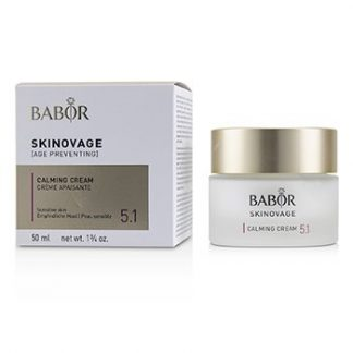 BABOR SKINOVAGE [AGE PREVENTING] CALMING CREAM 5.1 - FOR SENSITIVE SKIN  50ML/1.7OZ