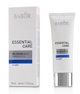 BABOR ESSENTIAL CARE BB CREAM SPF 20 (FOR DRY SKIN) - # 01 LIGHT  50ML/1.7OZ