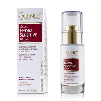 GUINOT HYDRA SENSITIVE SERUM - FOR SENSITIVE & REACTIVE SKIN  30ML/0.88OZ