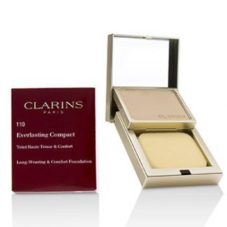 CLARINS EVERLASTING COMPACT FOUNDATION - # 110 HONEY  10G/0.3OZ
