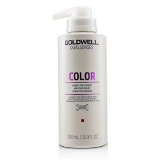 GOLDWELL DUAL SENSES COLOR 60SEC TREATMENT (LUMINOSITY FOR FINE TO NORMAL HAIR)  500ML/16.9OZ