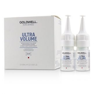 GOLDWELL DUAL SENSES ULTRA VOLUME INTENSIVE BODIFYING SERUM (VOLUME FOR FINE HAIR)  12X18ML/0.6OZ