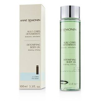ANNE SEMONIN DETOXIFYING BODY OIL  100ML/3.3OZ