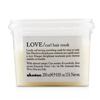 DAVINES LOVE CURL HAIR MASK (LOVELY CURL TAMING NOURISHING MASK FOR WAVY OR CURLY HAIR)  250ML/8.85OZ