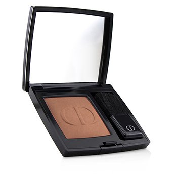 CHRISTIAN DIOR ROUGE BLUSH COUTURE COLOUR LONG WEAR POWDER BLUSH - # 459 CHARNELLE  6.7G/0.23OZ