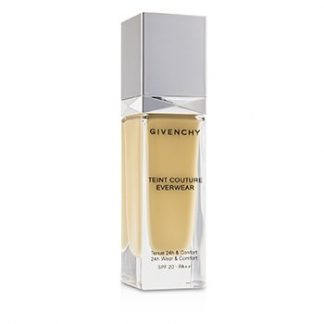 GIVENCHY TEINT COUTURE EVERWEAR 24H WEAR & COMFORT FOUNDATION SPF 20 - # Y200  30ML/1OZ