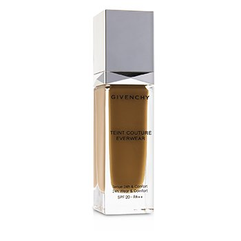 GIVENCHY TEINT COUTURE EVERWEAR 24H WEAR & COMFORT FOUNDATION SPF 20 - # Y400  30ML/1OZ