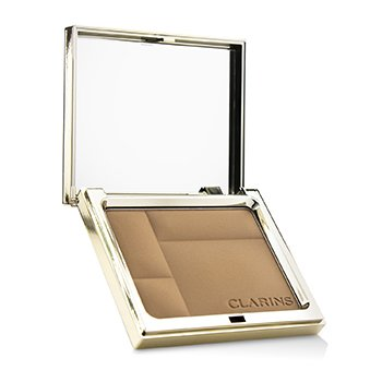 CLARINS EVER MATTE RADIANT MATIFYING POWDER - # 03 TRANSPARENT WARM  10G/0.3OZ
