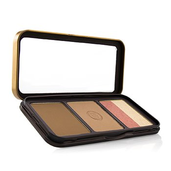 GUERLAIN TERRACOTTA CONTOUR AND GLOW FACE PALETTE  19.5G/0.66OZ