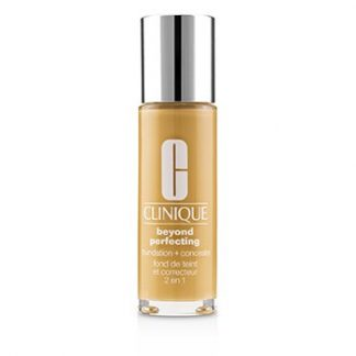CLINIQUE BEYOND PERFECTING FOUNDATION & CONCEALER - # 10 HONEY WHEAT (MF-G)  30ML/1OZ