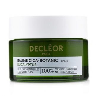 DECLEOR EUCALYPTUS CICA-BOTANIC BALM - FOR DRY TO VERY DRY ZONES  50ML/1.7OZ
