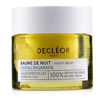 DECLEOR NEROLI BIGARADE NIGHT BALM  15ML/0.46OZ