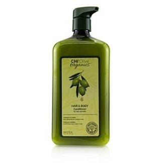 CHI OLIVE ORGANICS HAIR & BODY CONDITIONER (FOR HAIR AND SKIN)  710ML/24OZ