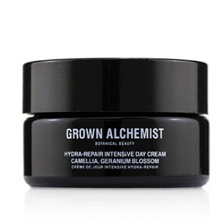 GROWN ALCHEMIST HYDRA-REPAIR+ INTENSIVE DAY CREAM - CAMELLIA & GERANIUM BLOSSOM  40ML/1.35OZ