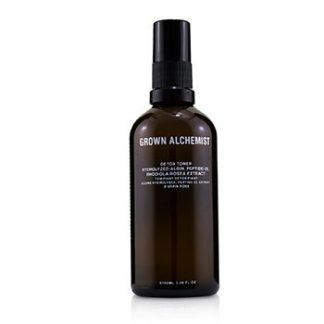 GROWN ALCHEMIST DETOX TONER - HYDROLYZED ALGIN, PEPTIDE-33 & RHODIOLA ROSEA EXTRACT  100ML/3.38OZ