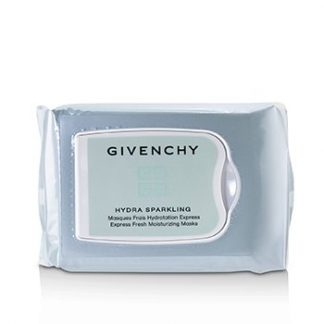 GIVENCHY HYDRA SPARKLING EXPRESS FRESH MOISTURIZING MASKS  14SHEETS