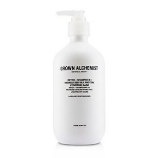GROWN ALCHEMIST DETOX - SHAMPOO 0.1  500ML/16.9OZ
