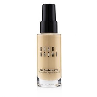 BOBBI BROWN SKIN FOUNDATION SPF 15 - # 1.25 COOL IVORY  30ML/1OZ