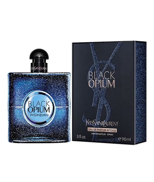 YVES SAINT LAURENT YSL BLACK OPIUM INTENSE EDP FOR WOMEN