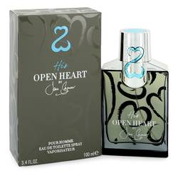 JANE SEYMOUR HIS OPEN HEART EDT FOR MEN