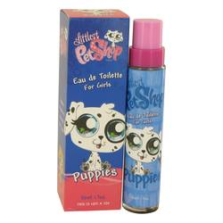 MARMOL & SON LITTLEST PET SHOP PUPPIES EDT FOR WOMEN