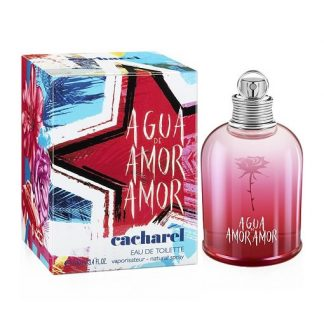CACHAREL AGUA DE AMOR AMOR EDT FOR WOMEN