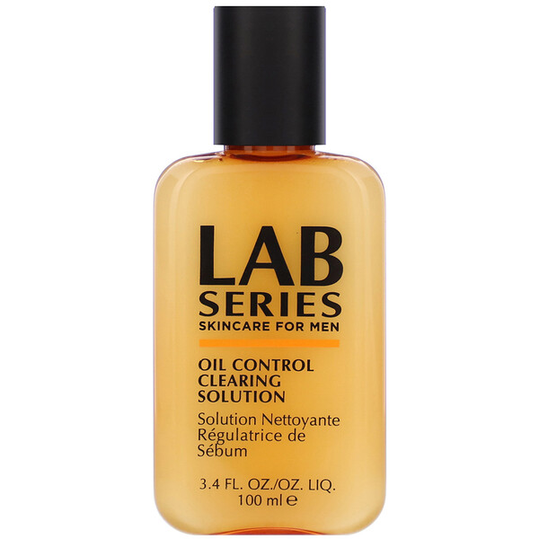 Lab Series, Oil Control, Clearing Solution, 3.4 fl oz (100 ml)