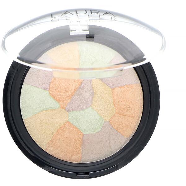Laura Geller, Filter Finish, Baked Radiant Setting Powder, Universal, 0.24 oz (7 g)