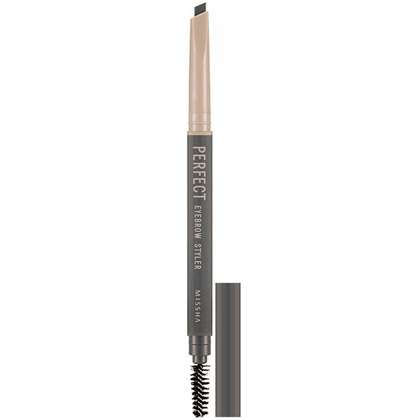 Missha, Perfect Eyebrow Styler, Gray, 0.35 g
