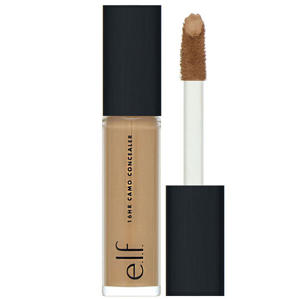 E.L.F., 16HR Camo Concealer, Deep Chestnut, 0.203 fl oz (6 ml)