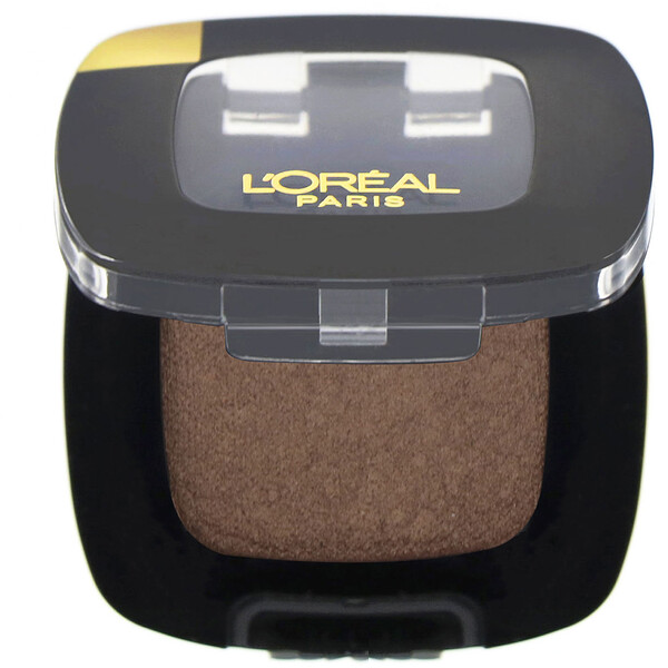 L'Oreal, Color Riche Eye Shadow, 204 Quartz Fume, .12 oz (3.5 g)