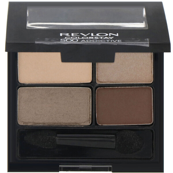 Revlon, Colorstay, 16-Hour Eye Shadow, 500 Addictive, .16 oz (4.8 g)