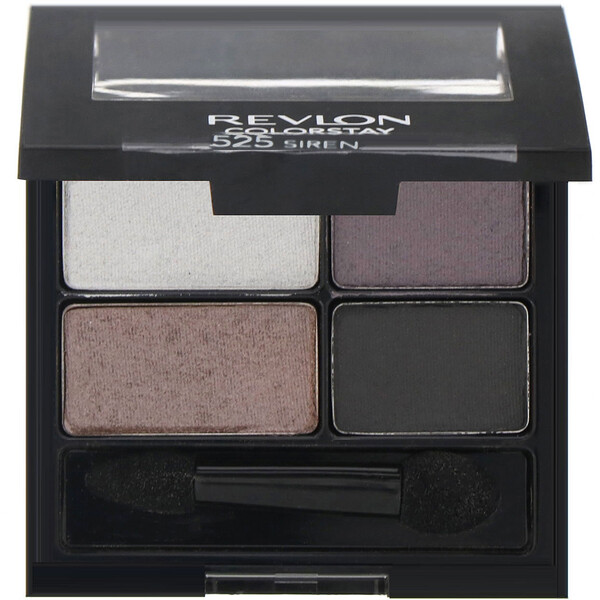 Revlon, Colorstay, 16-Hour Eye Shadow, 525 Siren, .16 oz (4.8 g)