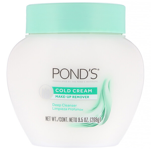 Pond's, Cold Cream, Make-Up Remover, 9.5 oz (269 g)