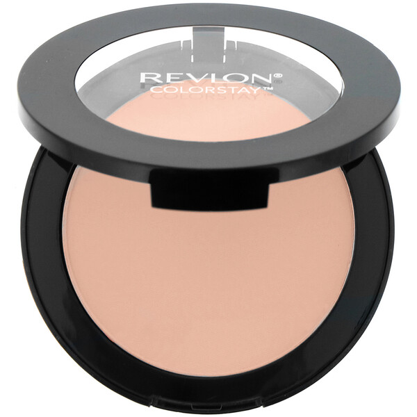 Revlon, Colorstay, Pressed Powder, 830 Light / Medium, .3 oz (8.4 g)