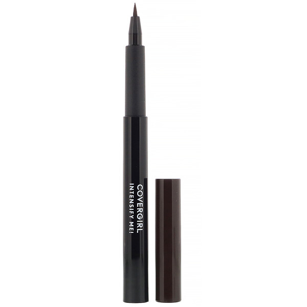 Covergirl, Intensify Me! Liquid Eyeliner, 305 Smoked Amber, .03 oz (1 ml)